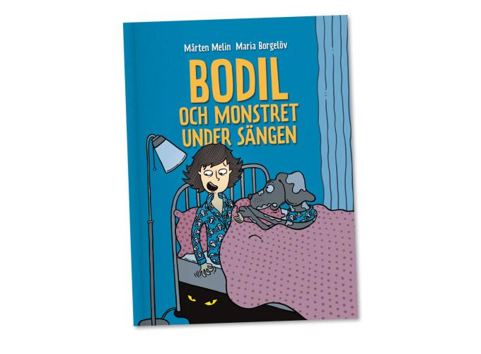 Bodil och monstret under sängen – Nypon förlag